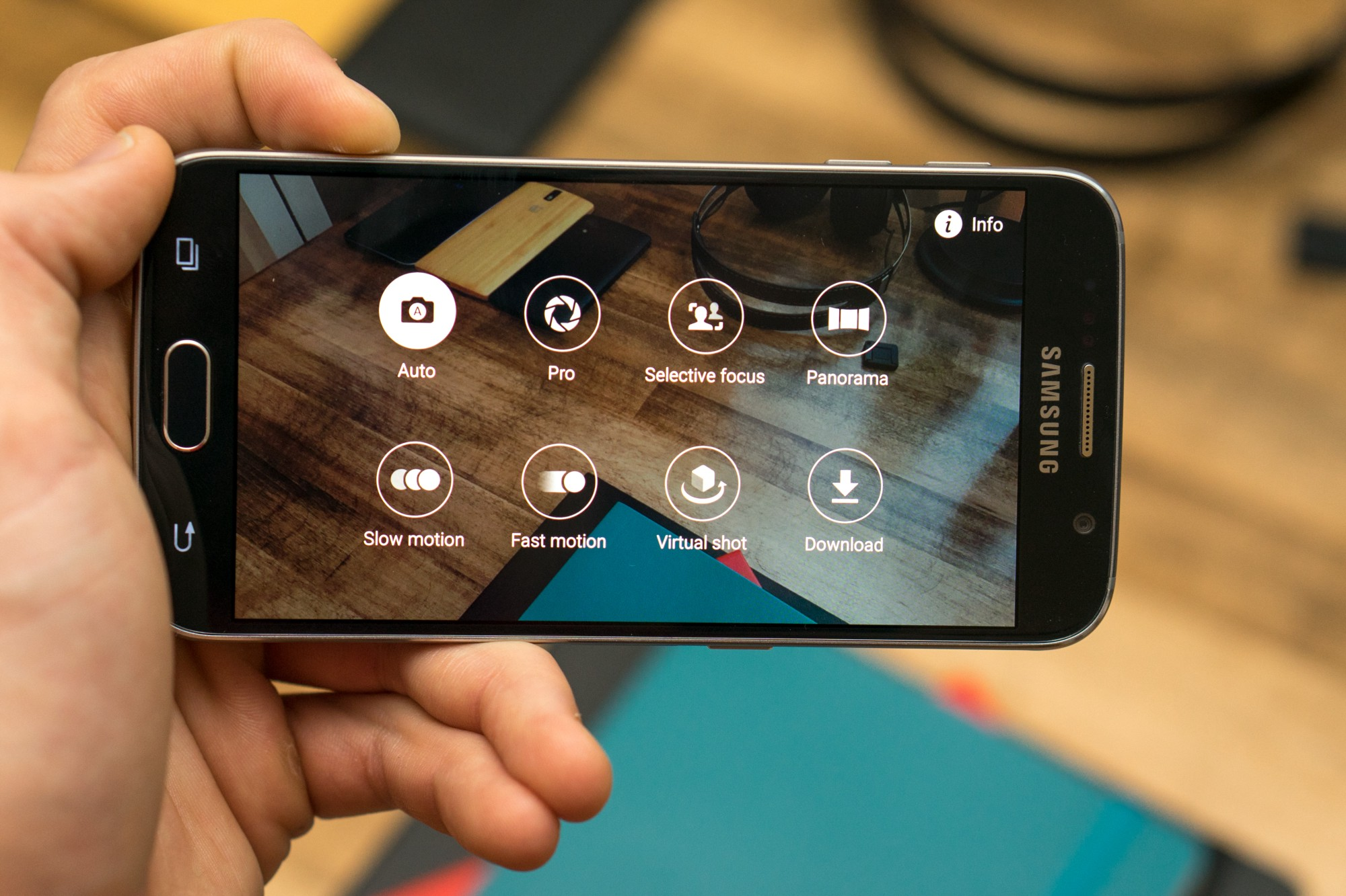 samsung galaxy s6 review camera