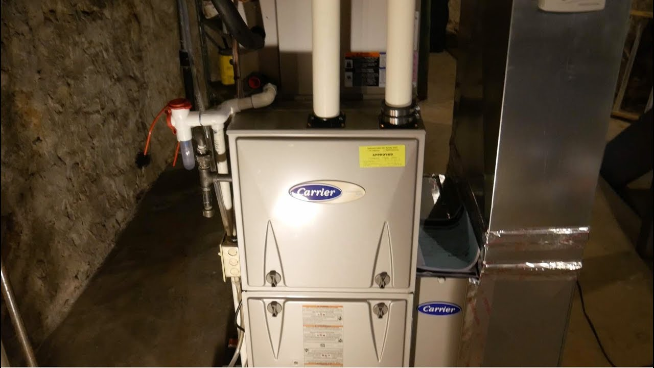 carrier infinity series furnace reviews