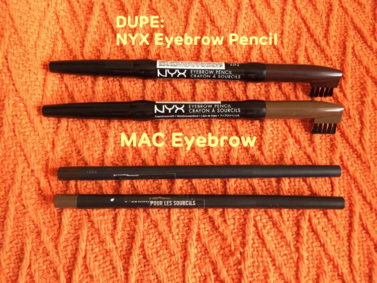 nyx eye and eyebrow pencil review