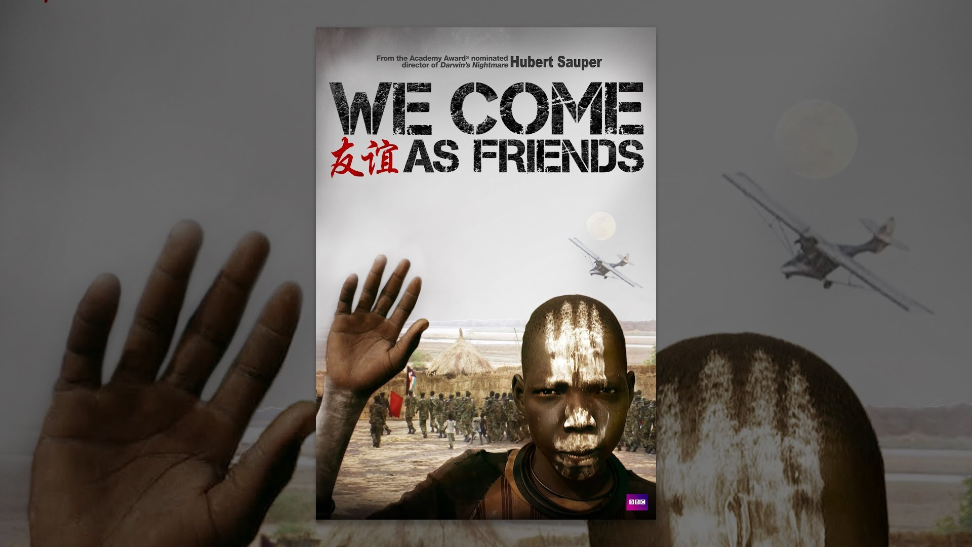 we come as friends review
