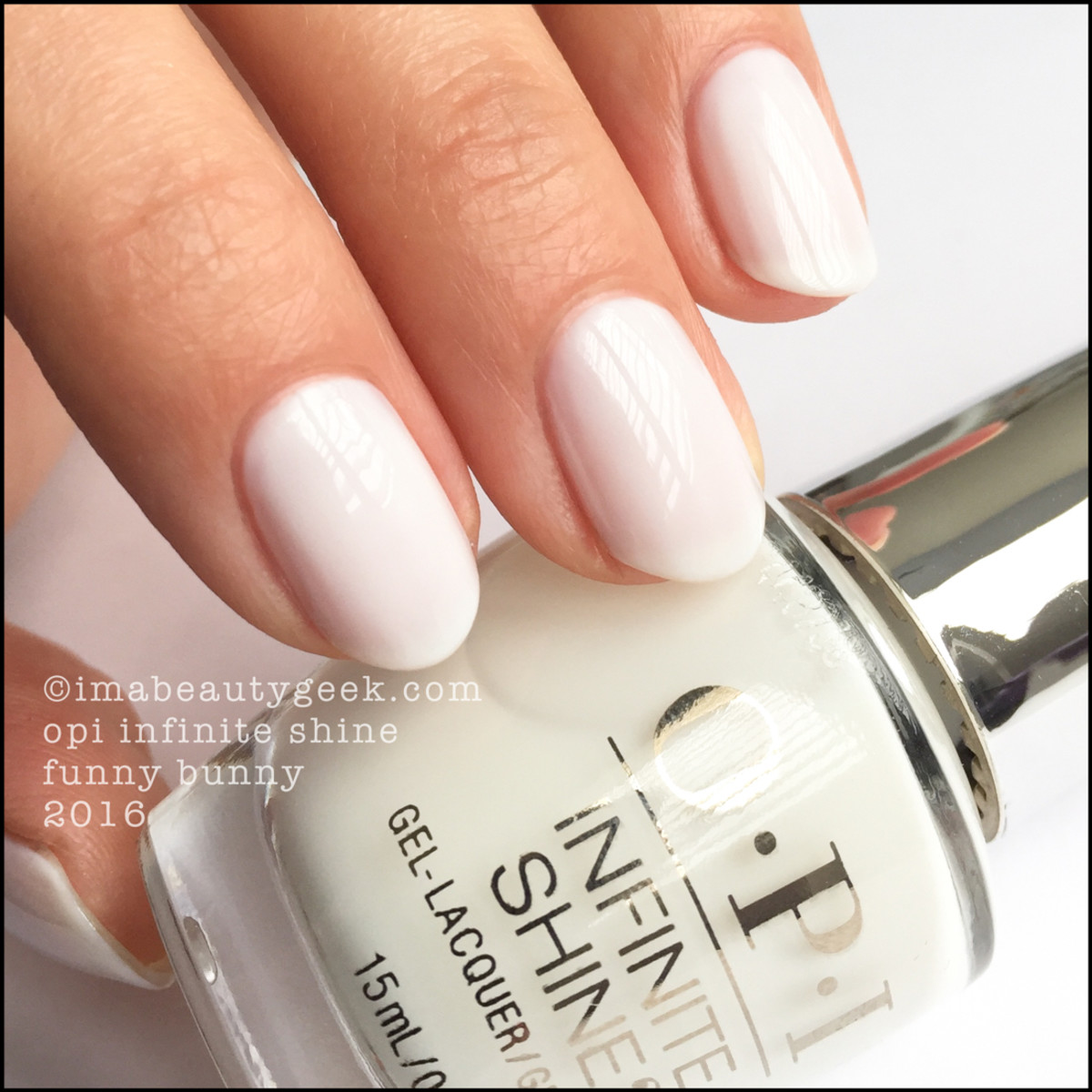 opi funny bunny gel review