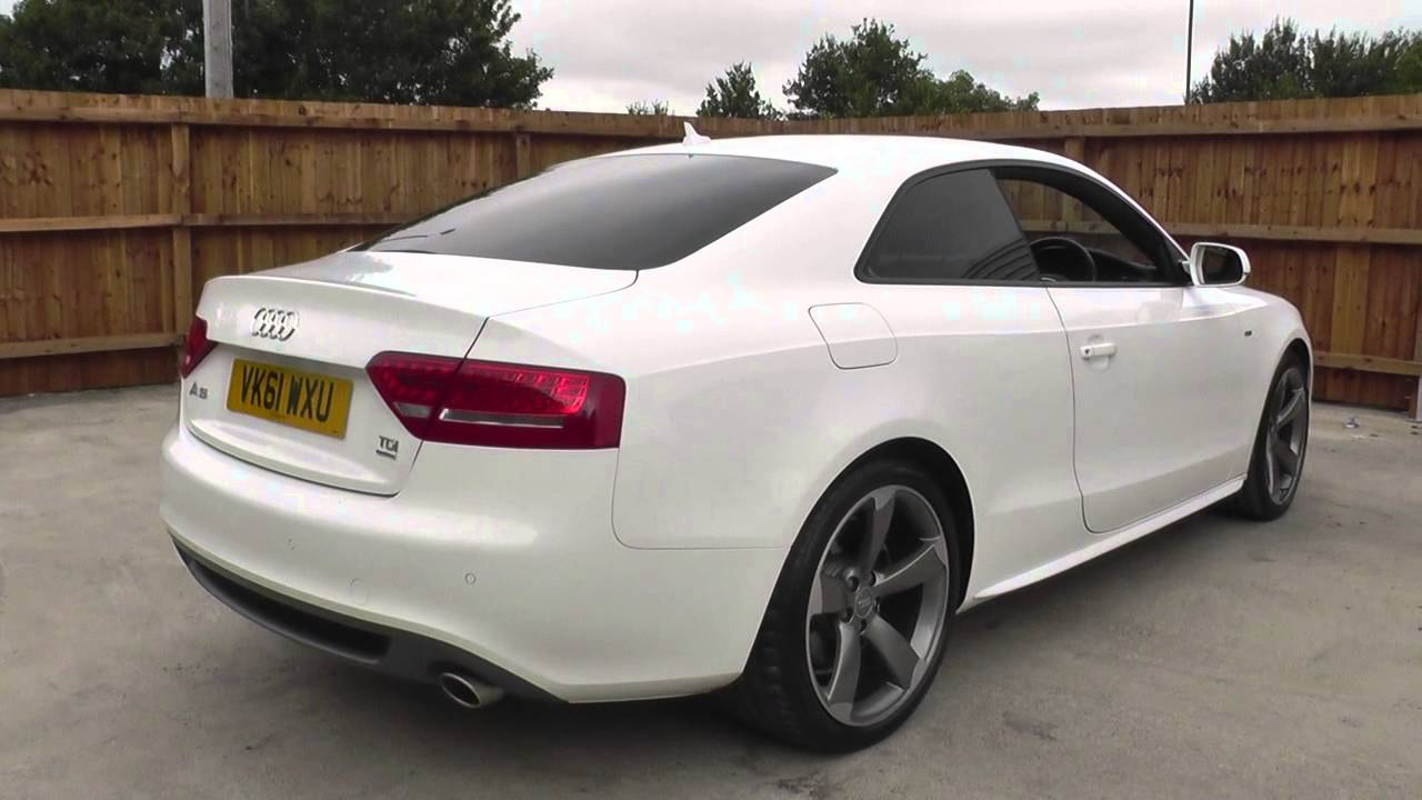 audi a5 3.0 tdi quattro review