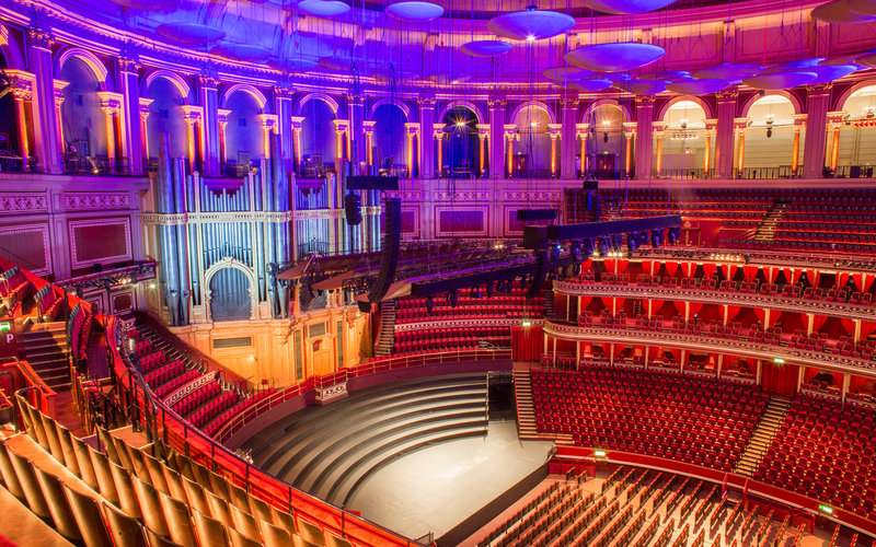 royal albert hall seat review
