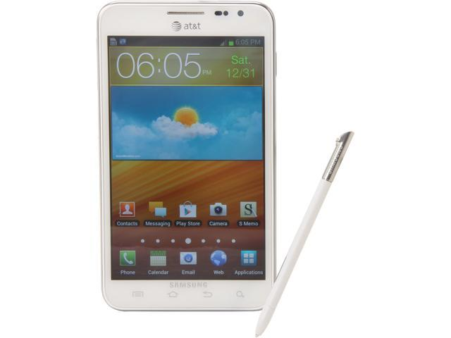 samsung galaxy note i717 review