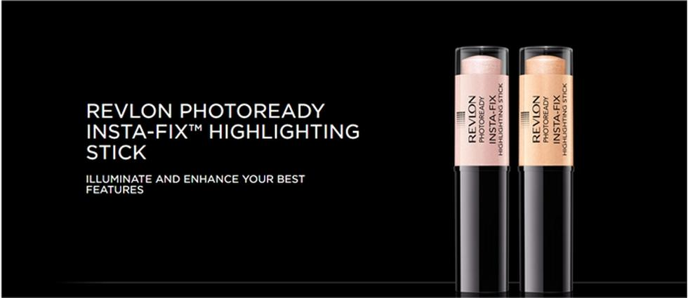 revlon photoready insta fix highlighting stick review