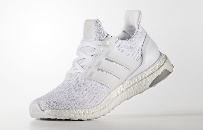 ultra boost 3.0 triple white review