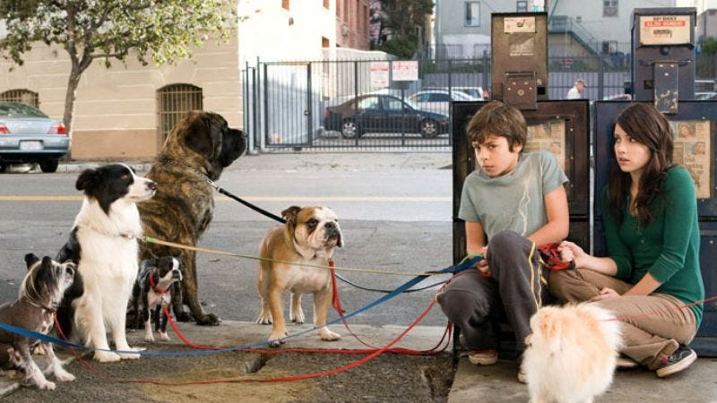hotel for dogs movie review