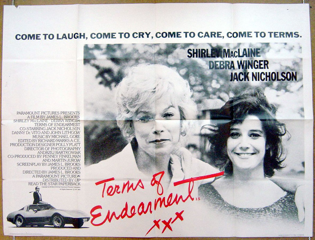 terms of endearment movie review