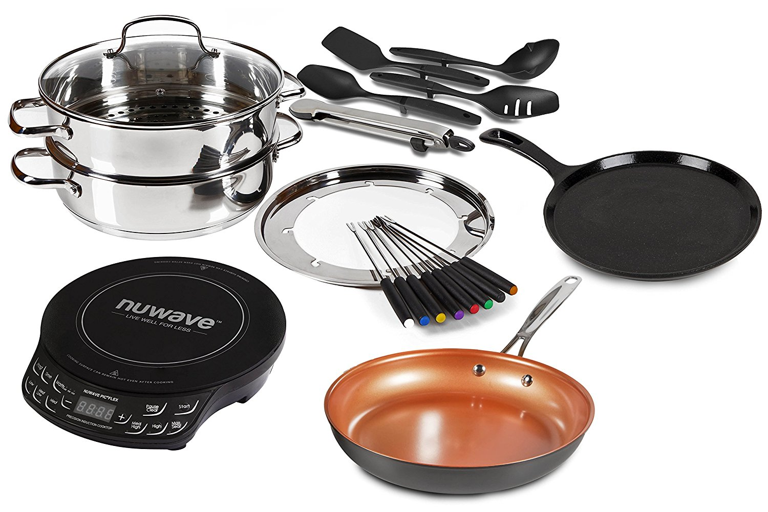 cookware for induction cooktops reviews