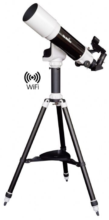 skywatcher startravel 102 synscan az goto review