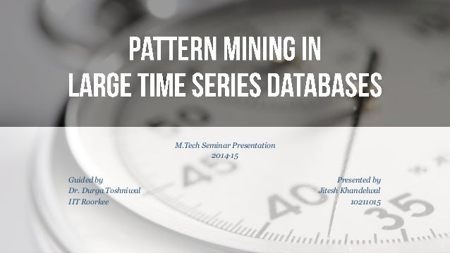 a review on time series data mining