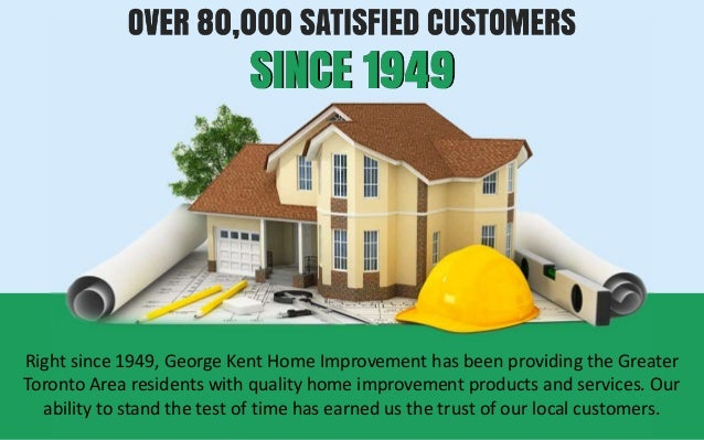 george kent home improvements reviews