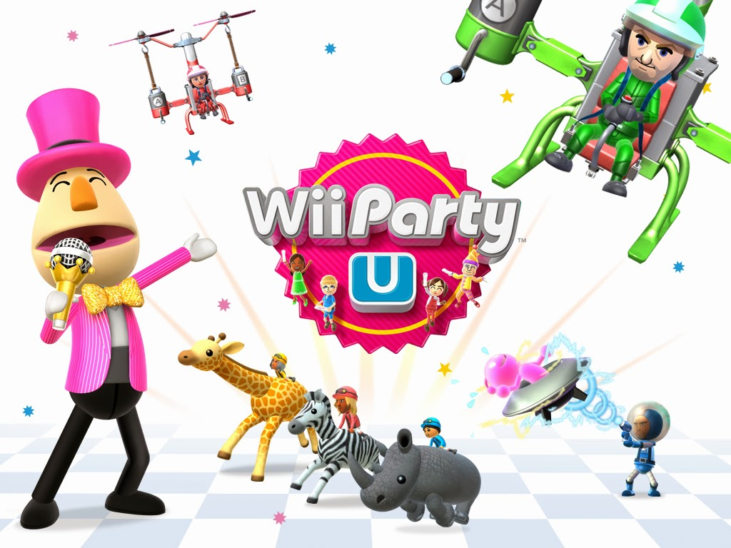 game party wii u review