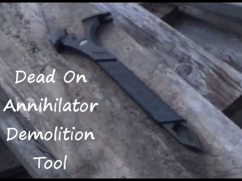 dead on tools annihilator review
