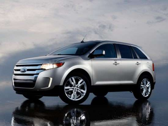 2012 ford edge customer reviews