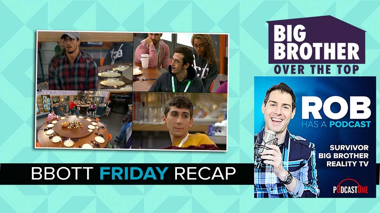 big brother over the top reviews