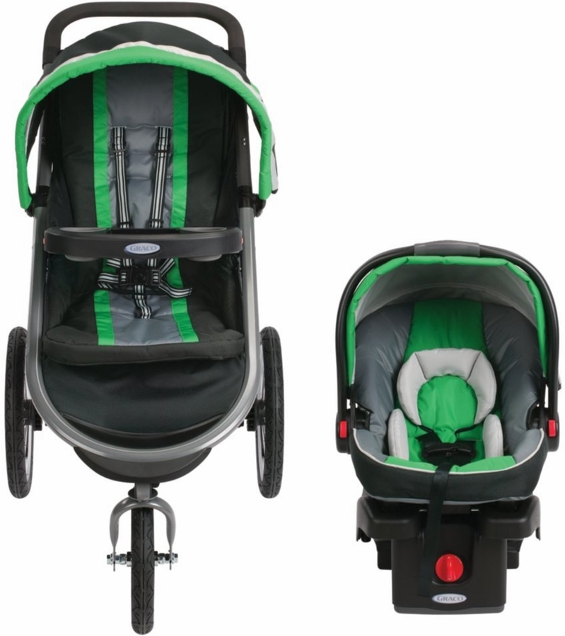 graco fast action jogger reviews