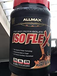 isoflex chocolate peanut butter review