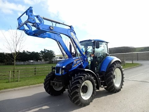 new holland t5 105 review