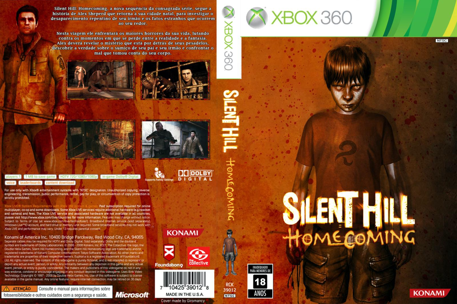 silent hill homecoming review xbox 360