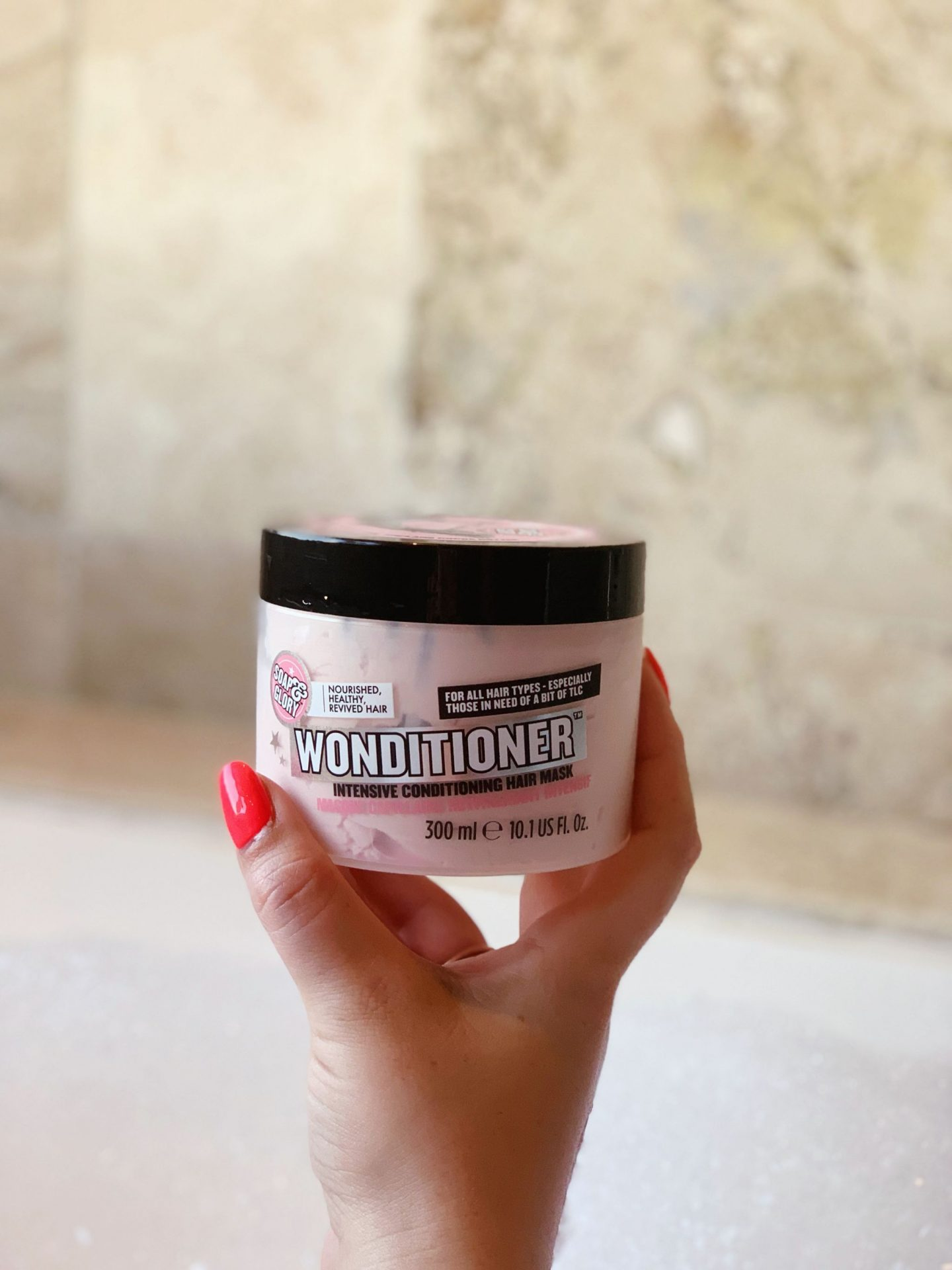 soap and glory spritz me quick review